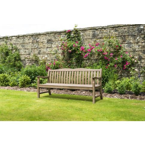Alexander Rose Sherwood Cuckfield 6ft Garden Bench