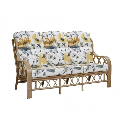 Cane Asti 3 Seater Sofa