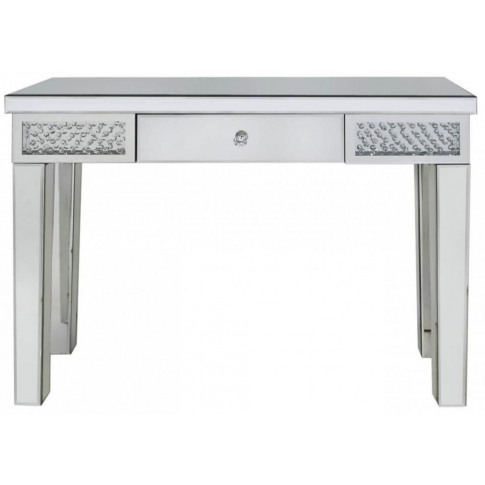 Astra Large Mirrored Console Table