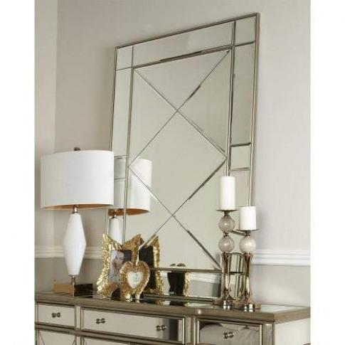 Belmont Gold 130x90 Wall Mirror