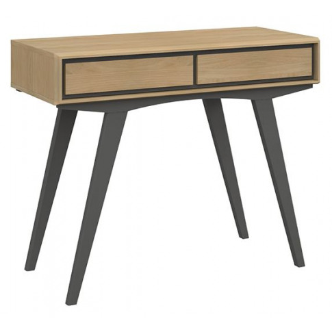Bentley Designs Brunel Scandi Oak & Dark Grey Dressi...