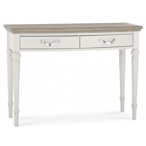 Bentley Designs Montreux Grey Washed Oak And Soft Gr...