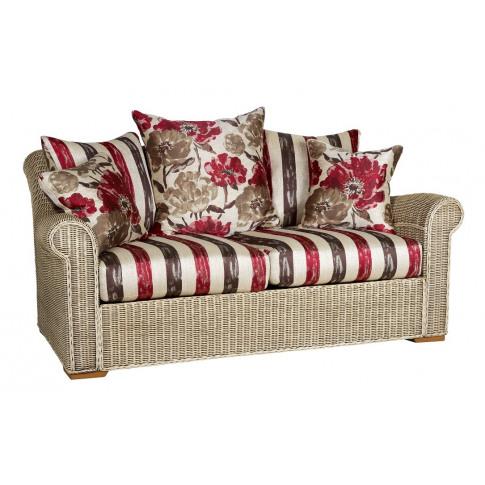 Cane Brando 2.5 Seater Sofa
