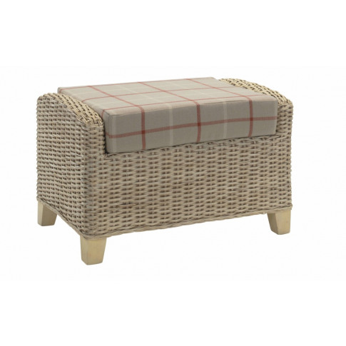 Desser Brasilia Footstool And Cushion