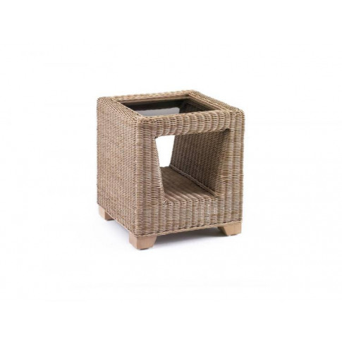 Cane Luca Side Table