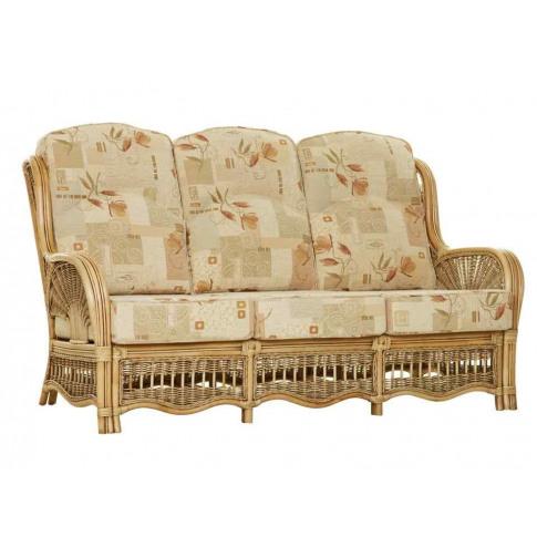 Cane Memphis 3 Seater Sofa