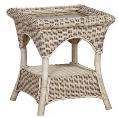 Cane Sarrola Side Table
