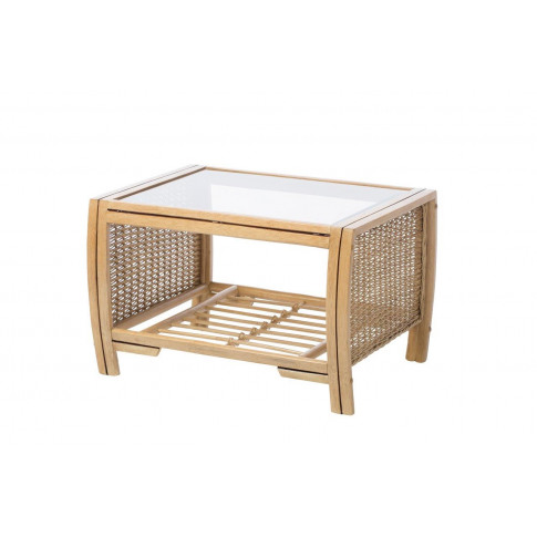 Desser Centurion Light Oak Coffee Table