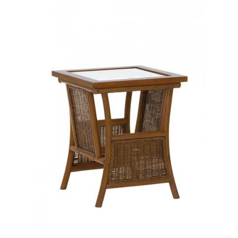 Cane Cortona Side Table