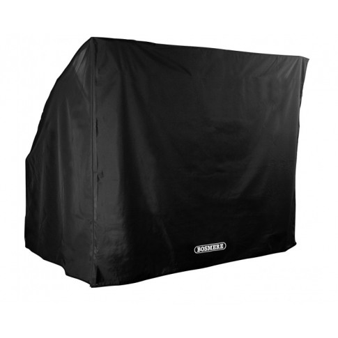 Bosmere Storm Black Hammock Cover - 3 Seat Cover