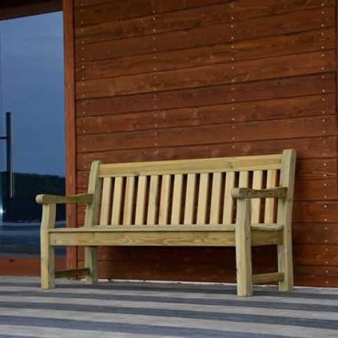 Boon Darwin Garden Bench 1800mm - Fsc 100%