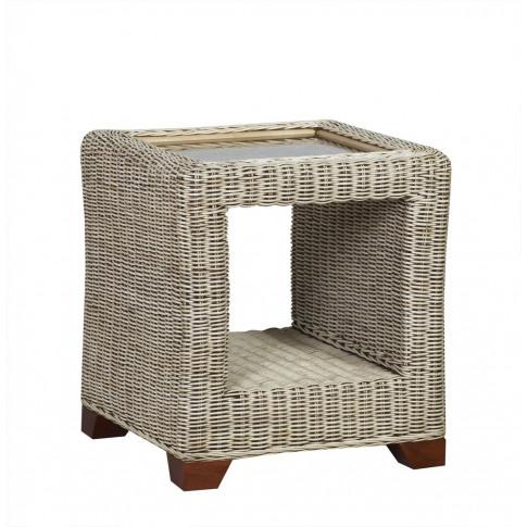 Cane Della Side Table
