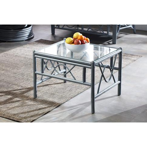 Desser Bali Grey Wash Coffee Table