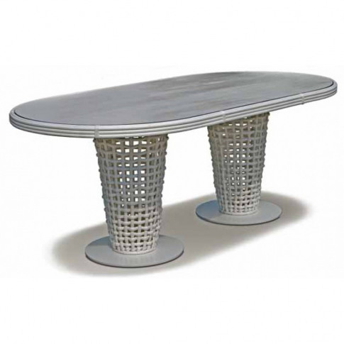 Skyline Dynasty Rattan Coffee Table