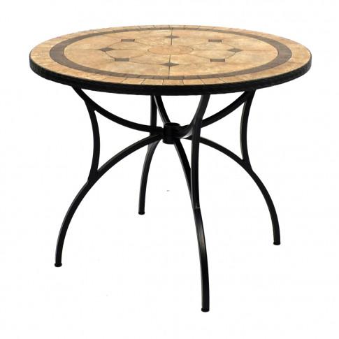 Europa Richmond 91cm Ceramic Patio Table