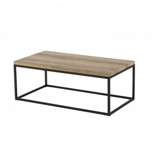 Eva Oak Coffee Table