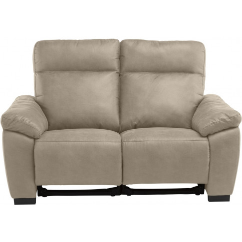 Farrow Natural Fabric 2 Seater Electric Recliner Sofa
