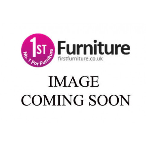 Santiago 3 Seater Brown Fabric Recliner Sofa