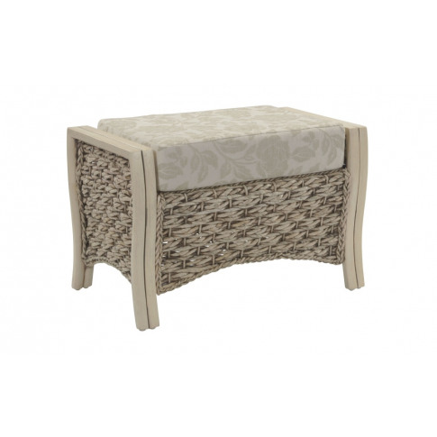 Desser Milan Footstool And Cushion