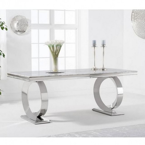 Hardwick 180cm Marble Dining Table