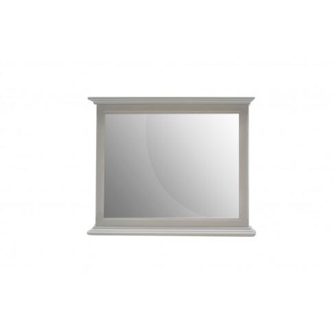 Harlow Grey Mirror