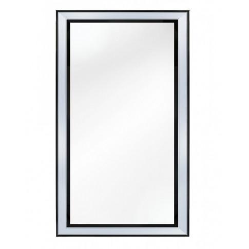 Hatton Black Wall Mirror