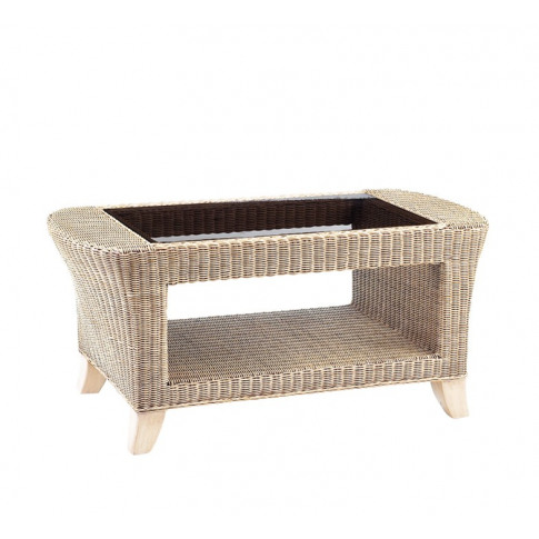 Cane Arona Coffee Table