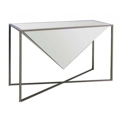 Fairmont Iceberg Mirror Console Table (1068)