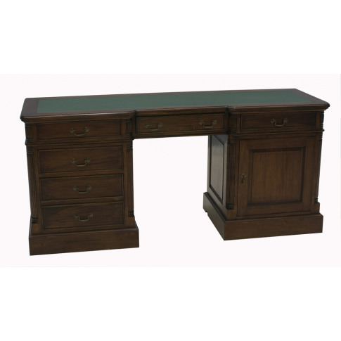 Baumhaus La Roque Twin Pedestal Computer Desk