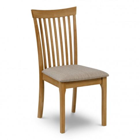 Julian Bowen Ibsen Wooden Dining Chair
