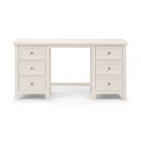Julian Bowen Maine Surf White Pine Dressing Table