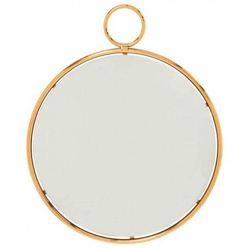 Kai Gold Large Mirror