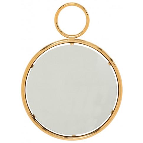 Kai Gold Small Mirror