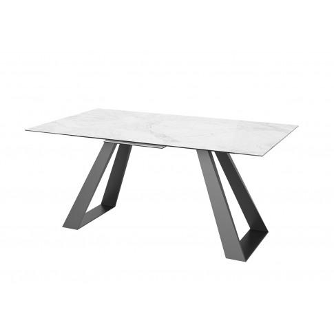 Fairmont Lavante 160-200cm Grey Ceramic Ext Dining T...