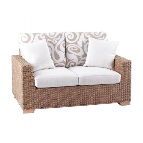 Cane Luca 2 Seater Sofa