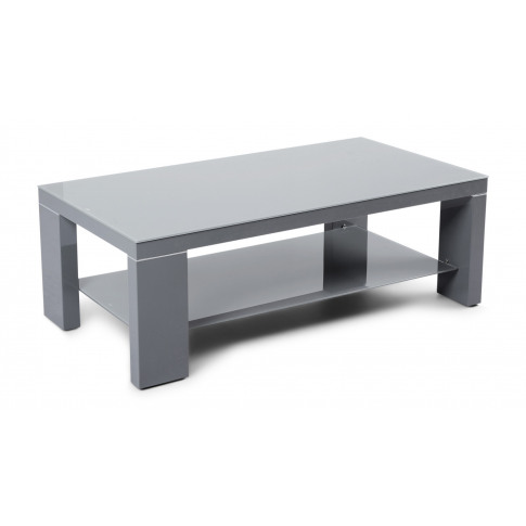 Fairmont Lucca Grey High Gloss Coffee Table