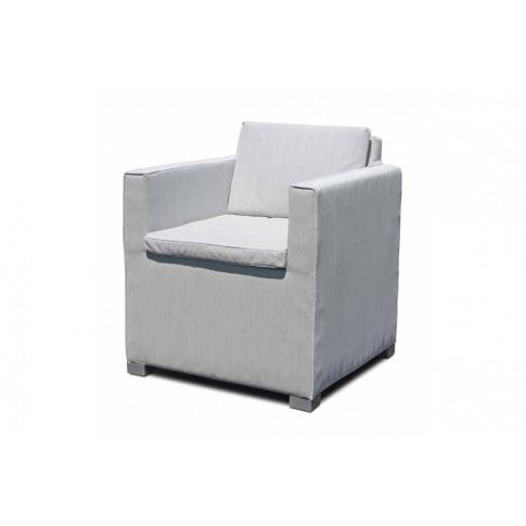 Skyline Ibiza Fabric Dining Armchair