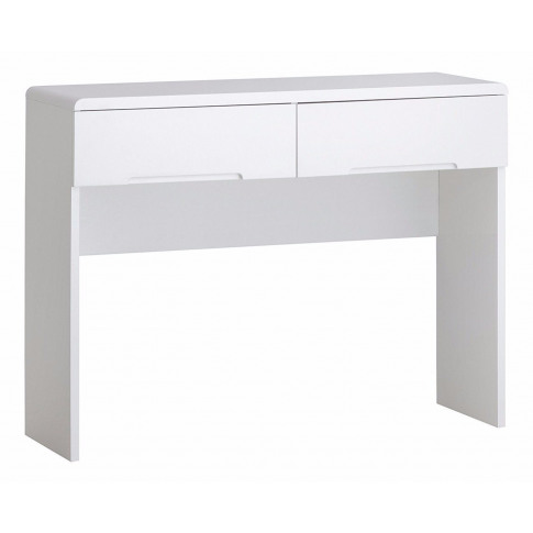 Julian Bowen Manhattan White High Gloss Dressing Tab...