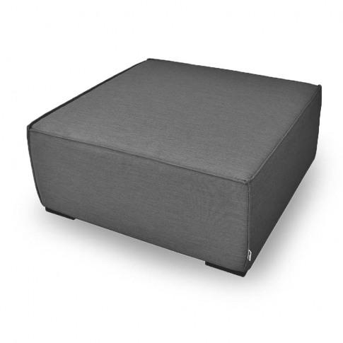 Maze Apollo Flanelle Fabric Footstool