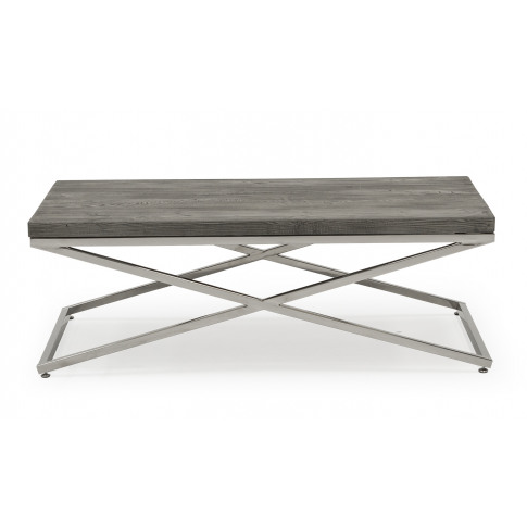 Tephra Grey Wooden Coffee Table