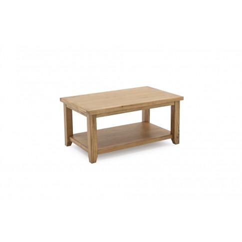Ramore Oak Coffee Table
