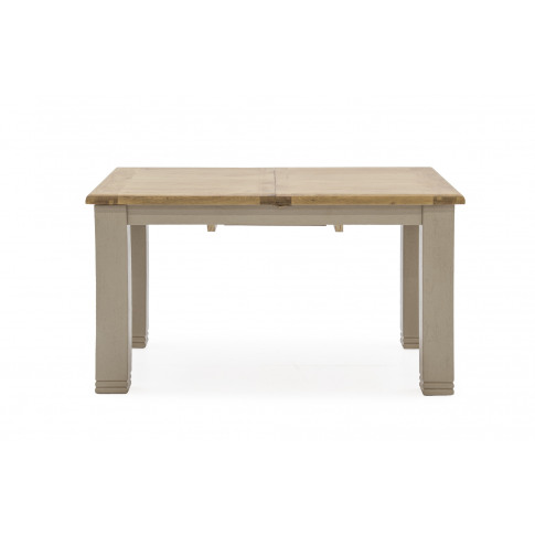Logan Oak Ext. 180cm Dining Table