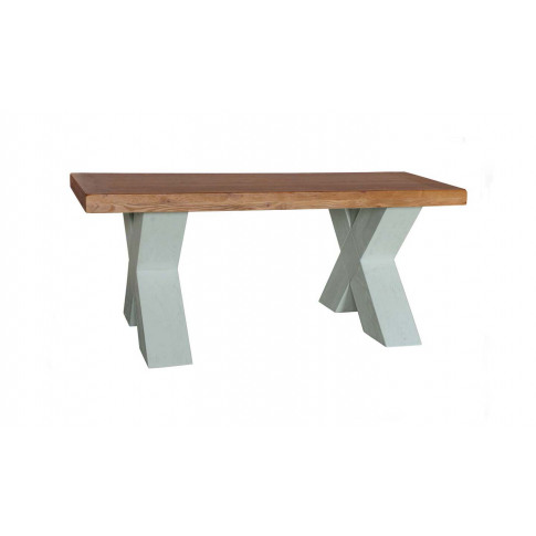 Monroe Natural Wooden Coffee Table