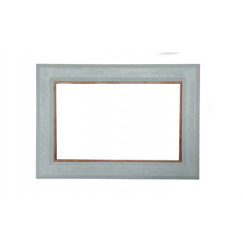 Monroe Natural 140cm Wooden Mirror