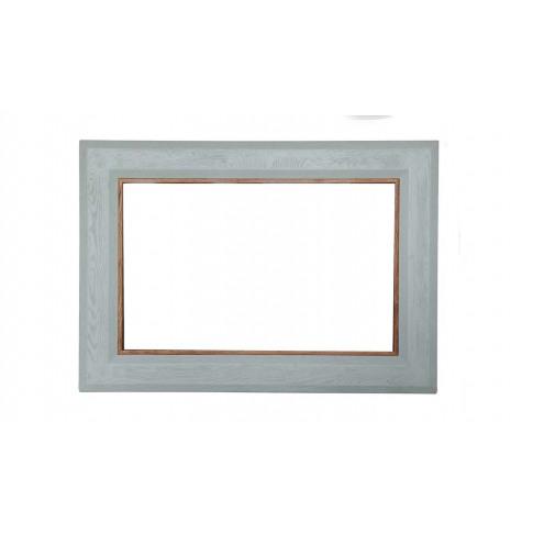 Monroe Natural 140cm Wooden Mirror