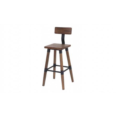 Hunter Rustic Bar Stool Chair