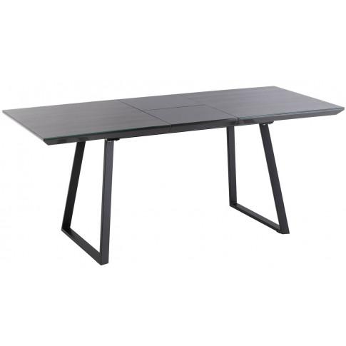 Michigan 140cm Ext Grey Oak Dining Table