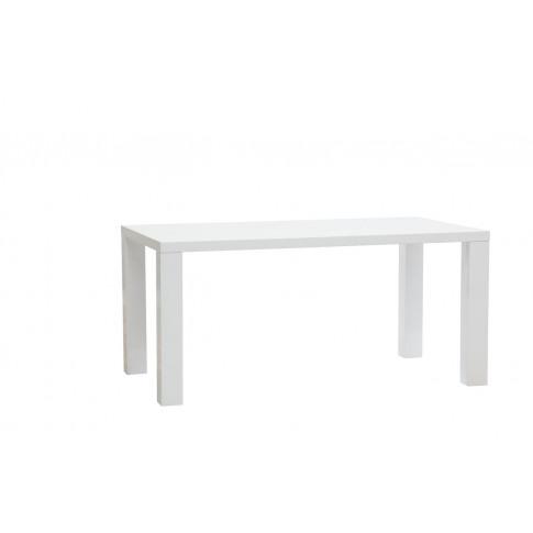 Monaco White High Gloss 1.2 Dining Table