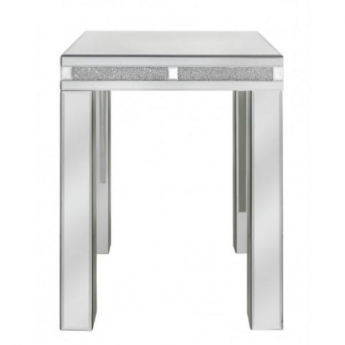 Massimo Mirror End Table