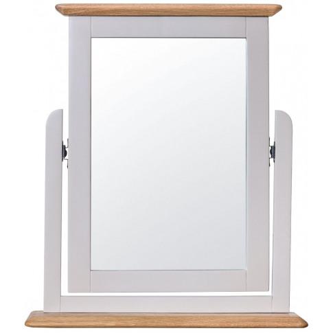 Nalto Dove Grey Trinket Mirror